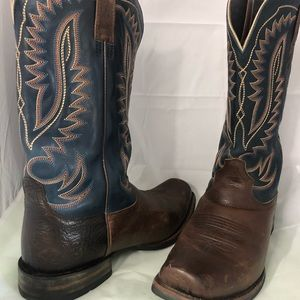 Men's A++condition Ariat Boots. Size 12D